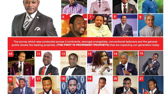 KNOWN LEADING PROPHETS – News Pulse Online